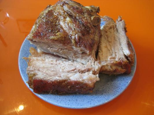 Грудинка в духовке в фольге пошаговый рецепт с из свинины с