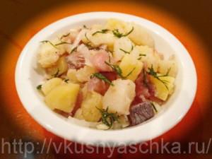 kartofelny salat s seledkoi